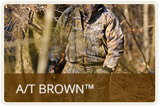 A/T Brown - Longleaf Camo